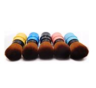Blush Brush - Pincel de Fibra Artificial - Pincel Mediano - 1 - 8 -
