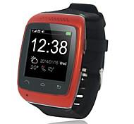 Top-Qualität s12 tragbare Smart Watch Smartphone annehmen / Anruf / Musik / sms / Schrittzähler Outdoor Sport Smart Watch