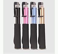 КПК палка для селфи монопод беспроводной Bluetooth алюминия складной размер гибкой selfie монопод: 29x10x4.5cm