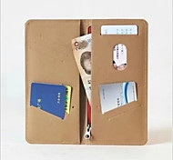 Original Creative Personality Portable Washable DuPont Kraft Paper Wallet