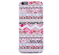 Layers Pattern TPU Cell Phone Soft Shell For iPhone 6