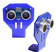 hc-SR04 sensore a ultrasuoni + staffa ultrasuoni blu