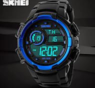 SKMEI® Men's Digital Sport Watch Calendar/Chronograph/Alarm/Water Resistant