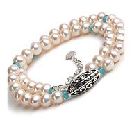 L'cronie®Double Pearl Bracelet