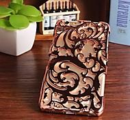 For iPhone 6 Case / iPhone 6 Plus Case Plating Case Back Cover Case 3D Cartoon Hard PC iPhone 6s Plus/6 Plus / iPhone 6s/6