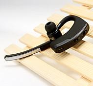 estéreo Bluetooth Headset auriculares para auriculares de voz auricular inalámbrico comando auto-respuestas para iphone samsung leyenda voyager