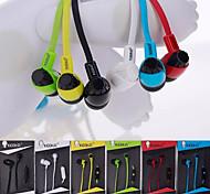 3.5 de alta fidelidad estilo de alta calidad auriculares in-ear para celulares samsung (colores surtidos)