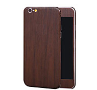 Wood Grain Full Body Protector Film Sticker for iPhone 6 Plus/iPhone 6S Plus(Assorted Colors)