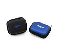 TELESIN Portable Mini Bag Pocket Carry Case for Gopro Action Cameras