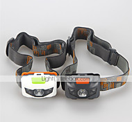 4 Mode 500 Lumens Headlamp AAA Waterproof Cree XP-E R3