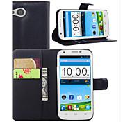il coperchio di protezione carta goffrata per supporto di ZTE ZTE Blade q telefono cellulare maxi