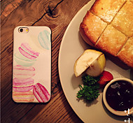 Delicious Desserts Pattern High Quality PU Leather and TPU Back Case for iPhone 6/iphone 6S(Assorted Colors)