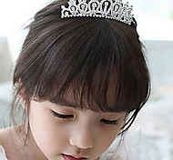 Bride Hair Combs Rhinestone Crown Wedding Tiaras