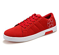 Men's Shoes Outdoor / Casual Fashion Sneakers Black / Blue / Green / Red