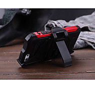 LUPHIE New Armor Metal Frame Plastic Case for iPhone5/5S