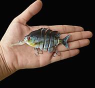 """1 pcs Señuelos duros / Cebos Señuelos duros Morado 14 g/1/2 Onza,70 mm/2-3/4"""" pulgada,Plástico duro Pesca de Mar"""