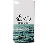 Sea ship anchor Pattern TPU Phone Case for Lenovo S90