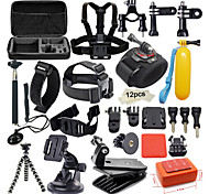 Accessori GoPro Montaggio / custodia protettiva / Monopiede / Treppiedi / Con bretelle / Sacchetti / Vite / Boje / Sog / Accessori Kit Per