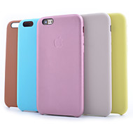 Original Genuine Leather Back Cover Case for iPhone 6 /6S (Assorted Colors)
