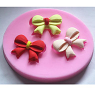 Christmas DIY  Bow  Cake Mould