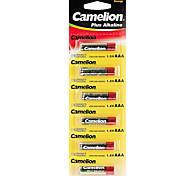 Camelion más alcalina baterías de pilas tamaño AAA (6pcs)