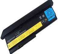 Bateria de 9 Células para IBM Lenovo ThinkPad X200 X200S X201 X201S X201i 42T4650 43R9253 42T4534 42T4535 42T4536 42T4537