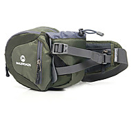 <10L L Waist Bag/Waistpack / Hiking & Backpacking Pack/RucksackCamping & Hiking / Fishing / Climbing / Fitness / Racing / Leisure Sports