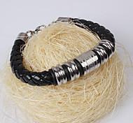 Pulseiras de couro ( Pele ) - Diário