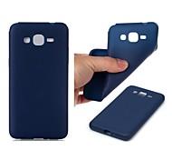 New Super Soft TPU Material Striae Slim Phone Case for Samsung Galaxy J1/G360/G530/355