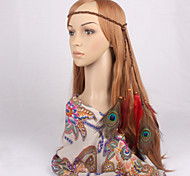 Bohemian Style Women Fashion Feather Headpieces Headband
