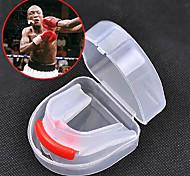 Protège-dents Muay-thaï Boxe Karaté Double Face Portable Multifonction Équipement de protection Le Gel de Silice-SUTEN®