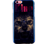 The Lion King Pattern Blu-ray IMD Cell Phone Case for iPhone 6 /6S
