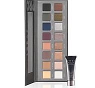 2015 LOR@C PRO PALETTE16 Smoky Eye Shadow Color + Base Package Original