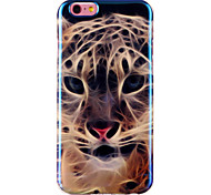 Tiger Pattern Blu-ray IMD Cell Phone Case for iPhone 6 /6S