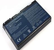 bateria de substituição laptop batbl50l6 para acer 3100 5100 9800 4200 (11.1v)