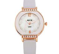 Fashion Women Casual Wristwatch Rhinestone Quartz Watch