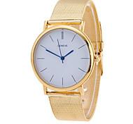 reloj ginebra Kingnet de la mujer con reloj de señoras