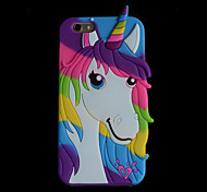 ROCS Silicon Unicorn Case for iPhone 6 / 6S