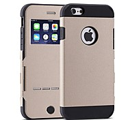 High Quality Auto Sleep Cover for iPhone 6S Plus/6 Plus (Assorted Colors)