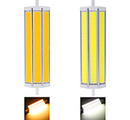 1 pcs R7S 30W COB 189MM 2500 LM Warm White / Cool White LED Corn Bulbs AC 85-265 V