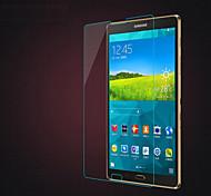 alta transparencia de cristal LCD protector de pantalla transparente con un paño de limpieza para 8,0 T710 T715 tableta Galaxy Tab de