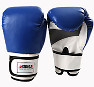 Boxing Gloves Mittens Kid's Wearable / Shockproof / Lightweight Boxing Polyester / PU Red / Blue