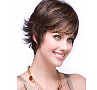 mulheres senhora venda ao eurepean bela peruca de cabelo syntheic
