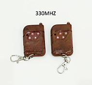 Electric Cloning Universal Gate Garage Door Remote Control Fob 330mhz Key