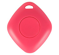 iTag-02 Bluetooth V4.0 Anti-lost Alarm Device for Remote Selfie, Recording, Location - Red