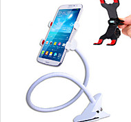 Phone Holder Stand Mount Bed Adjustable Stand Plastic for Mobile Phone