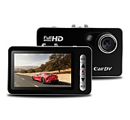 G20 Car DVR Novatek 96220 Video Recorder FHD 1080P 30FPS 2.7inch LCD with G-sensor MJPG Video Registrator Dash Cam