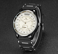 V6® Men's F1 Racing Design Rubber Strap Quartz Casual Watch Cool Watch Unique Watch