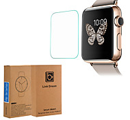 Premium Glass Film 0.2mm Real Tempered Glass Screen Protector for Smart watch Apple Watch (38mm)