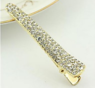 Korean Fashion Alloy Full Diamond Hairpin in Daily